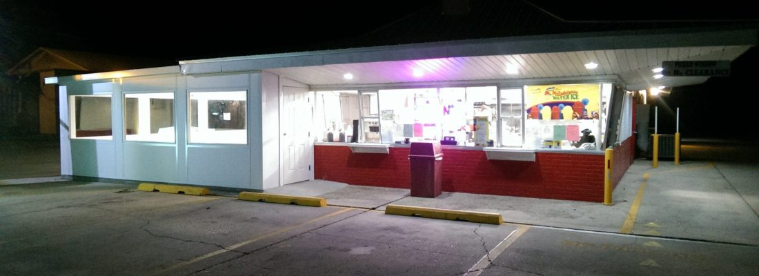 Snow Top Drive Inn Store Front